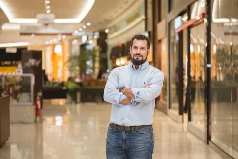 Rafael Fiedler assume superintendência do Nações Shopping