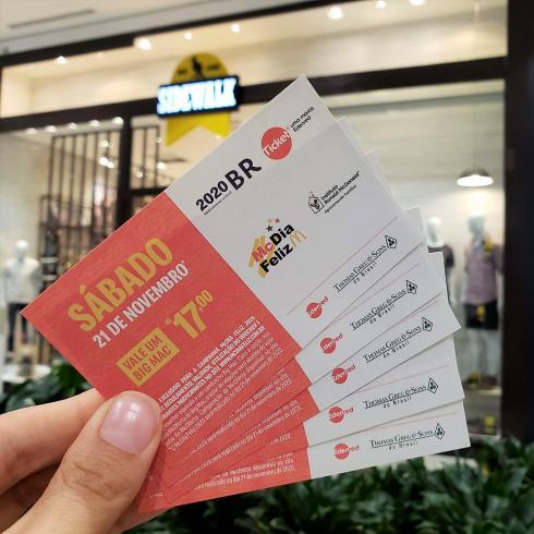 Norte Shopping apoia campanha McDia Feliz em prol das crianças com câncer