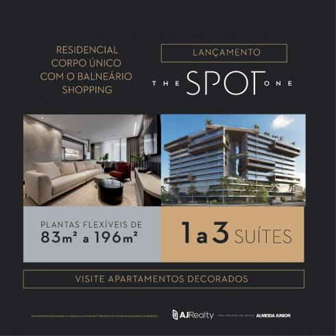 The Spot One: AJRealty lança oficialmente empreendimento inédito em Balneário Camboriú