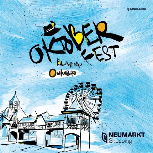 Neumarkt e Norte Shopping oferecem programação especial em outubro para relembrar o clima de Oktoberfest