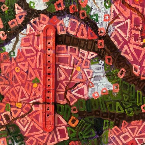 Artista SoniaRosa inaugura exposição Paisagens Brincantes no Garten